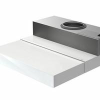 Vallox Delico KTD 600 mm valkoinen