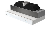 Vallox Delico PTD AC 500 mm valkoinen