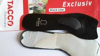 Exclusive Black line, korkokenkäpohjallinen