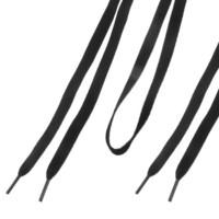 Kengännauhat, musta, 135 cm