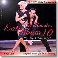 The Ultimate Latin album 10 (2cd)