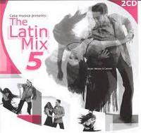 The Latin Mix 5 (2cd)