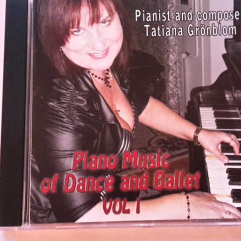 Piano Music of dance and Ballet Vol 1