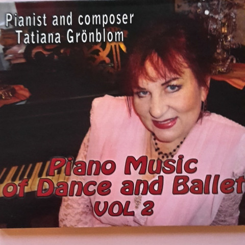 Piano Music of dance and Ballet Vol 2