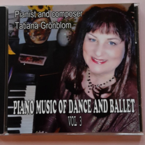Piano Music of dance and Ballet Vol 3