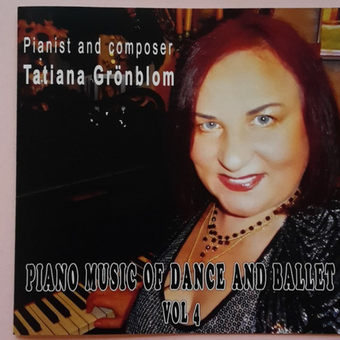Piano Music of dance and Ballet Vol 4