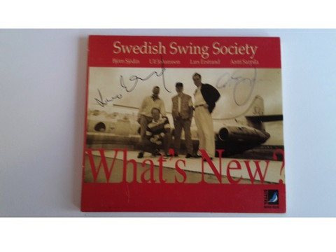 CD: Swedish Swing Society- Whats new?