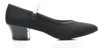 Katz Syllabus Canvas Cuban Heel 1½