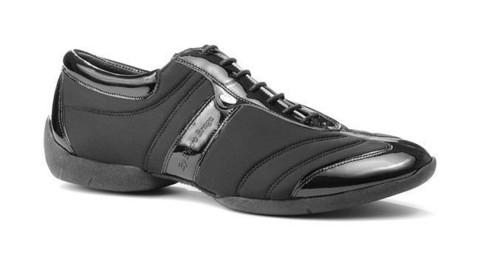 Pietro Braga Premium Patent / lycra Sneaker