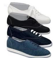 Bleyer 7321 - 02 Dance sneaker musta