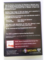 DVD Bachata-Tango opetuslevy