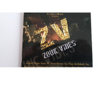 CD: Zouk Fibes