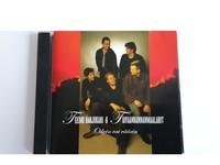 CD: Teemu Harjukari & Taivaanrannanmaalarit - Oikein vai väärin