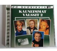 CD: Kauneimmat Valssit 2