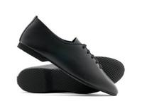Katz Jazz Dance Shoe,  kumiseospohja, musta