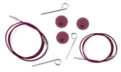 KnitPro -pyöröpuikon kaapeli 60 cm
