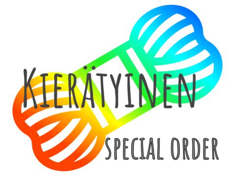Kierätyinen Special Order