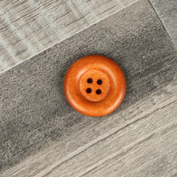 Wooden Button #5