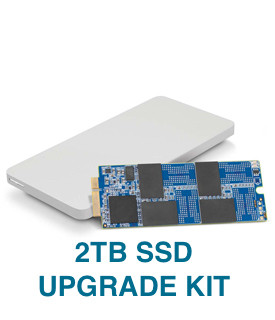 OWC Aura 6G 2TB SSD 2012 / Early 2013 MBP Retina Upgrade Kit