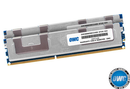 OWC 16GB KIT (2X8GB) DDR3 ECC PC10600 1333MHz SDRAM Mac Pro