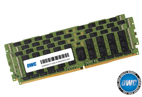 64GB (4 x 16GB) PC21300 2666 MHz RDIMM for Mac Pro 2019 / 2020 8-Core