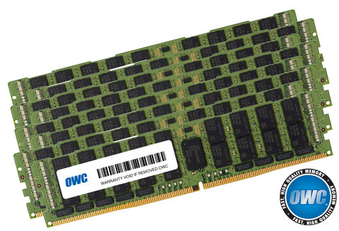 128GB (8 x 16GB) PC21300 2666 MHz RDIMM for Mac Pro 2019 / 2020 8-Core