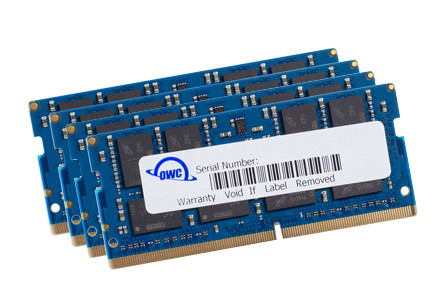 Memory Upgrade Kit 32GB (4 x 8GB) SO-DIMM PC3-12800 1600MHz