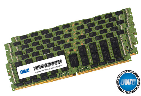 384GB (6 x 64GB) PC23400 2933 MHz RDIMM for Mac Pro 2019 / 2020