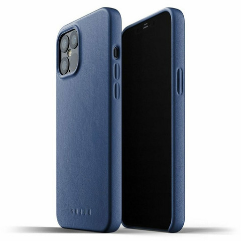 Mujjo Full Leather Case | iPhone 12 Pro Max