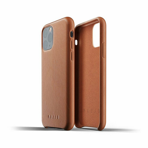 Mujjo Full Leather Case | iPhone 11 Pro