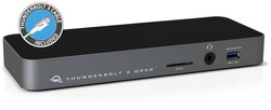 OWC 12-Port Thunderbolt 3 Dock | Space Gray