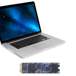 OWC Aura 6G 1TB SSD 2012 / Early 2013 MBP Retina