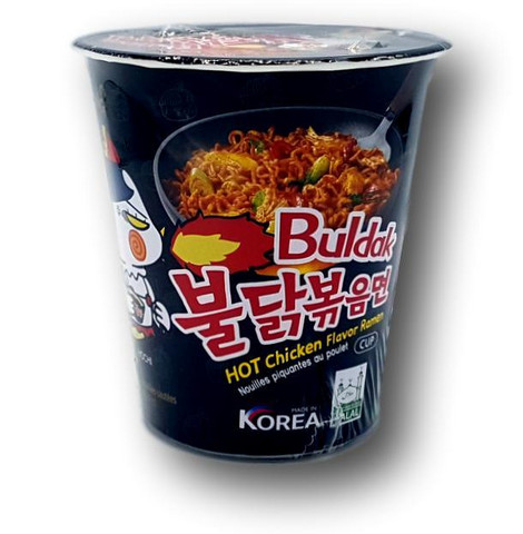 Hot Chicken Ramen Cup Noodle