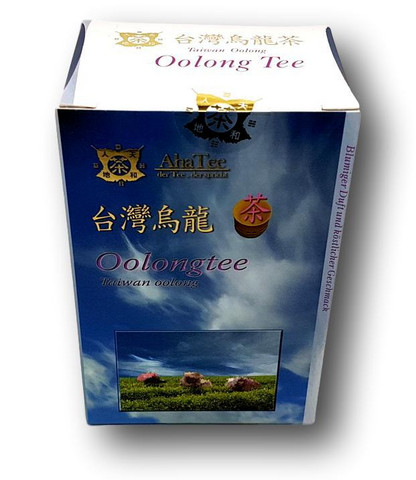 Premium Taiwan Oolong Tea