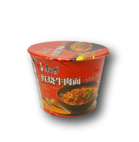 Roasted Beef Cup Noodle