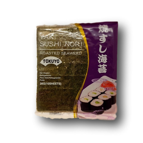 Yaki Nori Sushi Roasted Seaweed