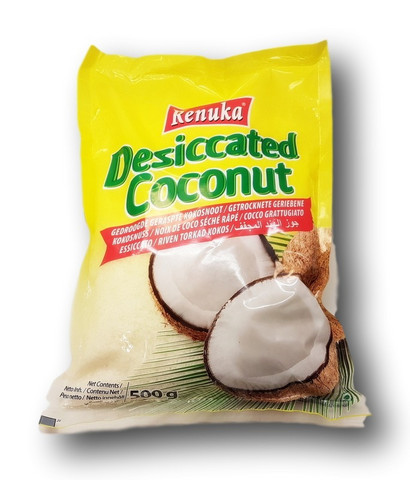 Desiccated Grated Coconut