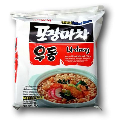 Korean Udon Noodle Ramyun