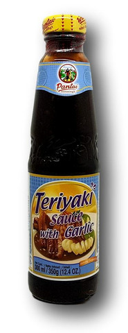 Teriyaki Sauce Garlic Flav. 300 ml