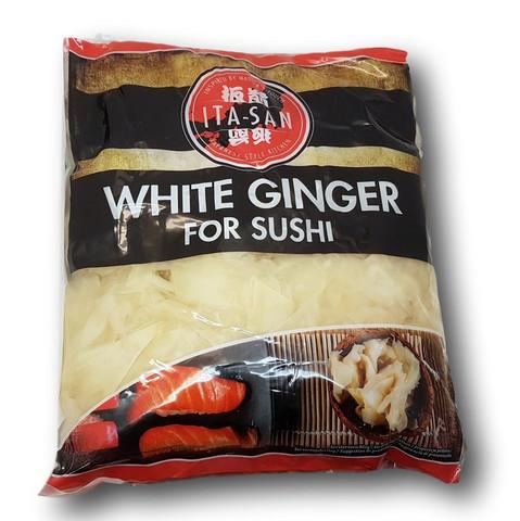 Sushi Ginger Slice 1.5 kg