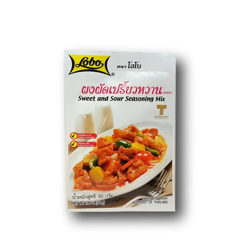 Sweet & Sour Seasoning Mix