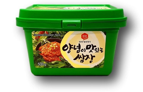 Seasoning Soybean Paste