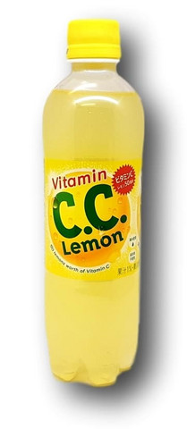 C.C. Lemon Vitamin Drink