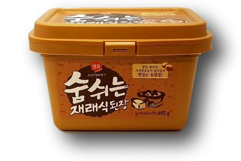 Soybean paste for cooking