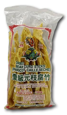 Dried Beancurd Stick (Tofu Stick)