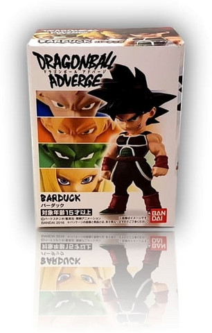 Dragon Ball model Bardock
