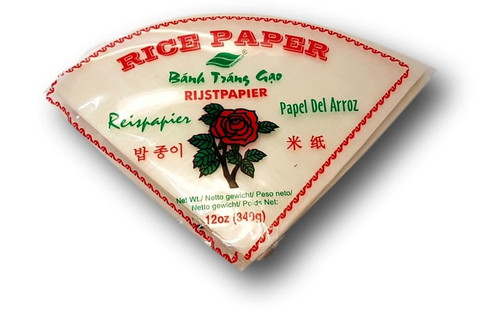 Rice Paper Triangle