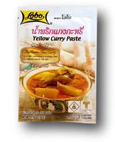 Keltainen Currytahna