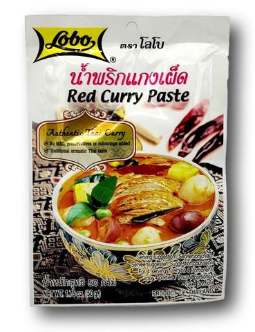 Punainen currytahna