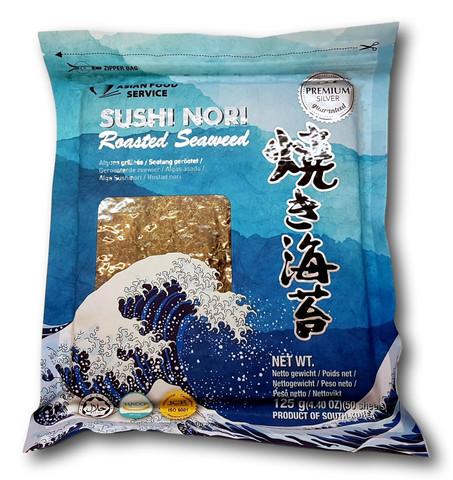 Yaki Sushi Nori paahdettu merilevä 50 kpl